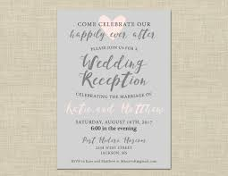 post wedding reception invitations 30 wedding invitations printable psd ai vector eps design