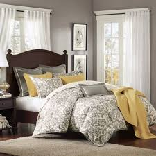 Gray And Red Bedroom by Bedroom Enticing Blue And Gray Bedding Set Photo The Elements