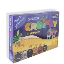 passover plague toys passover gifts passover crinkly 10 plagues craft passover arts