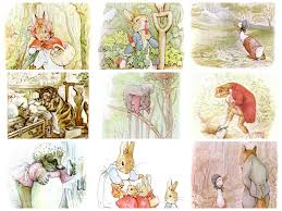 beatrix potter images from peter rabbit squirrel nutkin zoom