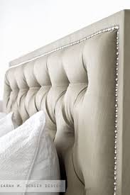 Fabric Nailhead Headboard 189 Best Diy Headboard Images On Pinterest At Home Bedroom And