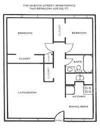 2 bedroom home floor plans 2 bedroom floor plan dimensions home plans ideas