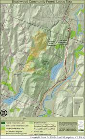Maine Atv Trail Map Pdf New England U0027s Community Forests Comparing A Regional Model To
