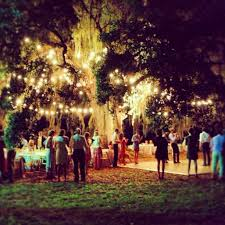 Outdoor Lighting Party Ideas - best 25 outside party lighting ideas on pinterest outside