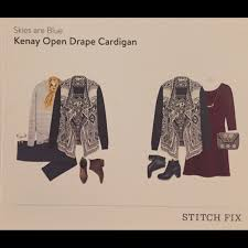 Drape Cardigan Pattern 29 Off Skies Are Blue Sweaters Skies Are Blue Kenay Open Drape