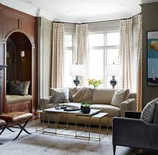 toronto nesting coffee tables living room traditional with brass