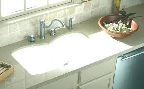 kohler smart divide undermount sink stainless kohler undermount kitchen sink kitchen sinks plus kitchen sink