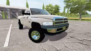 Dodge Ram Cummins 2016 - ram 2500 cummins turbo diesel v2 0 for farming simulator 2017
