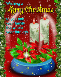 wishing you a merry free tidings ecards greeting