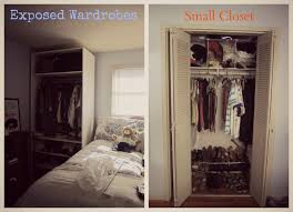 Built In Closet Design by Affordable Wardrobe Closet Plans Design Ideas With Natural Wooden