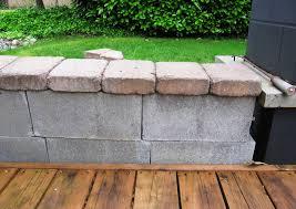lq designs concrete wall makeover