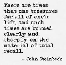 "I wonder why progress looks so much like destruction "" ― John"