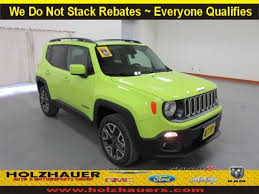 new jeep renegade green new 2017 new jeep renegade for sale nashville il g15592