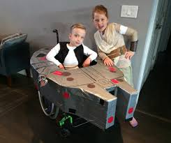 wheelchair costumes for kids popsugar moms