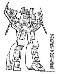 bumblebee transformers coloring craft ideas
