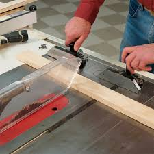 miter cuts on table saw how to cut panels on a table saw the family handyman