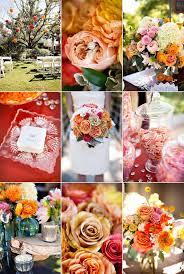 9 gorgeous wedding color palettes autumn