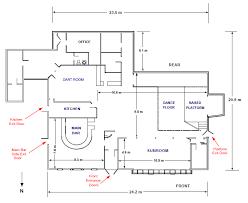 nightclub floor plan a computational study of the station nightclub fire accounting for