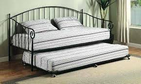 daybed pop up trundle beds with striped bedding daybeds combo