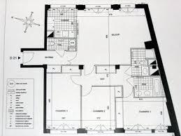 plan appartement 3 chambres plan appartement 3 chambres