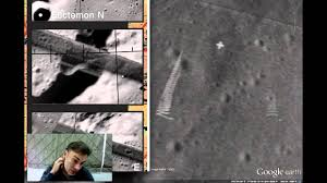 white structures on google moon march 13 2014 ufo sighting news