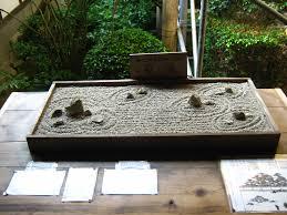 Mini Zen Rock Garden Mini Version Of The Ryōan Ji Zen Rock Garden Uploaded Thro Flickr