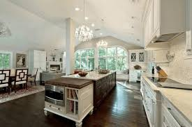 great kitchen design with island easy to clean and care and modern