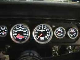 1965 mustang instrument cluster instrument panel for 65 mustang