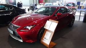 lexus rc 300 awd 2016 2016 lexus rc 300h f sport exterior and interior i mobility