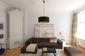 Wohnzimmer Modern Dunkler Boden Wohnzimmereinrichtung Kleine Räume Raume Wohnzimmer Schon Die
