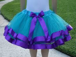 mermaid ribbon mermaid ribbon tutu skirt wenchoice