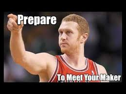 Brian Scalabrine Memes - overconfident brian scalabrine part one youtube