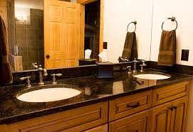 Granite Bathroom Countertops With Sink High Country Stone Boone Nc Marble And Granite Countertops