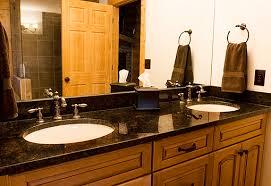 Bathroom Granite Countertop High Country Stone Boone Nc Marble And Granite Countertops