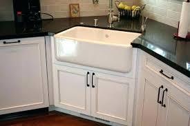 corner kitchen sink base cabinet decorating corner kitchen sink base cabinet plus nice idea updated