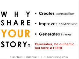 Your Story Meme - using photography to share your story and build your business