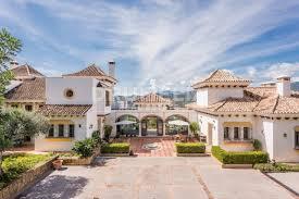 fabulous mediterranean mansion in la zagaleta benahavis