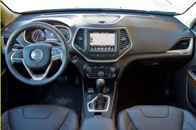 Jeep Cherokee Sport Interior Review 2016 Jeep Cherokee Trailhawk Ny Daily News