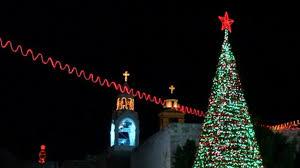 bethlehem lights bethlehem christmas tree lit up news