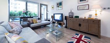 Living Room Furniture Hong Kong How A Couple Made Two Average Hong Kong Flats Into A Two Storey
