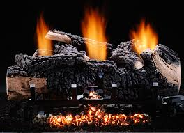 gas logs georgetown fireplace and patio