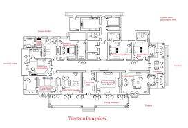 craftsman bungalow house plans bungalow floor plan luxury 1920s