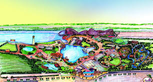 Six Flag New Orleans Insanity Lurks Inside Proposed New Park Re Opening Six Flags New