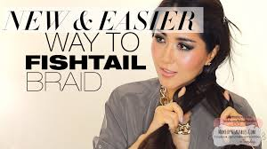 really pretty hairstyles for medium length hair fishtail braid hack braided hairstyles for medium long
