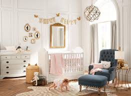 Pottery Barn Rugs Pink And Gold Nursery