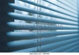 Plastic Blinds Grey Blue Blinds Stock Photos U0026 Grey Blue Blinds Stock Images Alamy