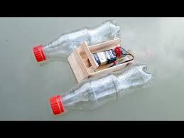 membuat mainan dr barang bekas cara membuat mainan perahu bermotor yang bisa berjalan di air dari