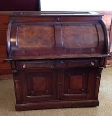 Secretary Desk Bookcase 1800 1899 Desks U0026 Secretaries Furniture Antiques U2022 1 141 Items
