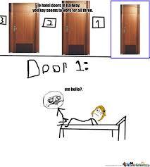 Door Meme - door 1 by bluefox8989 meme center