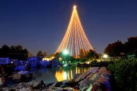 san diego christmas trees rainforest islands ferry